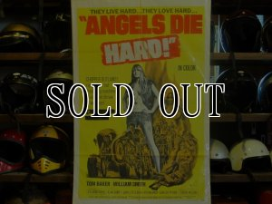 画像1: Angels Die Hard/オリジナルポスター