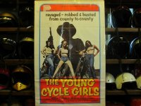 The Young Cycle Girls/オリジナルポスター