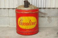 "Edward can co./""Big""Gasoline cans small"