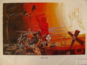 """画像1: David Mann / Ed Roth / """"Born  To Ride"""""""
