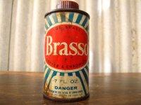 Brasso/Vintage cans