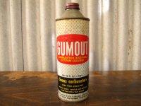 Gumout/Vintage cans