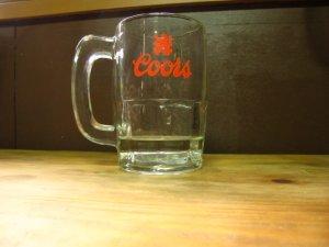 画像1: Coors製/ビアジョッキ