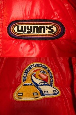 画像2: Vintage WYNNS Racing Jacket
