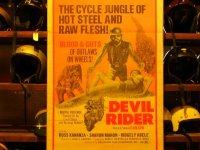 Devil Riderオリジナルポスター