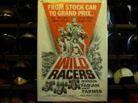 Wild racers/オリジナルポスター