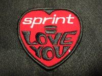 sprint I Love You