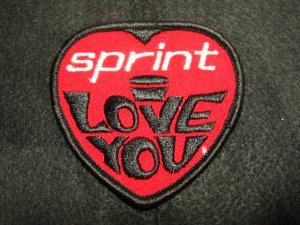 画像1: sprint I Love You