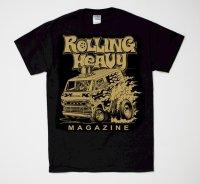 rollingheavy magazine/zombies econoline