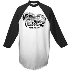 "画像1: vandorelos vanclub/""i can dig it!""/raglan"