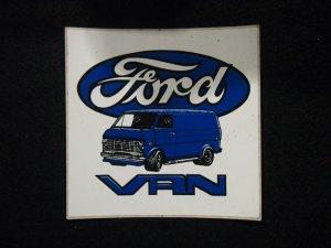 画像1: Ford Econoline VAN