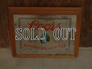 画像1: Coors Beer Light Sign 1979
