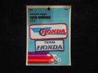 Honda/Team