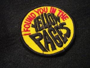 画像2: I found you in the yellow pages