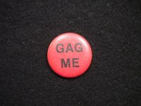 Gag me/red