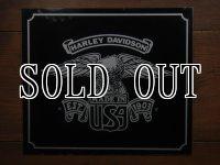 Harley Davidson/ガラスパネル