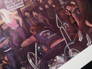 """画像2: David Mann / Ed Roth / """"Bike Heaven"""""""