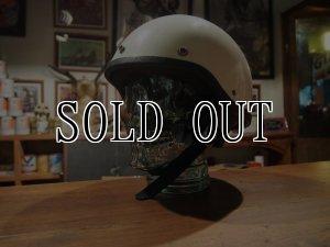 画像1: 60s Vintage Half helmet