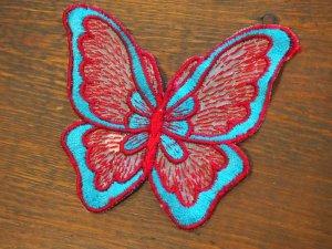 画像2: Butterfly/Blue