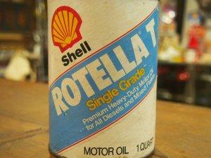 画像2: Shell Rottela T/オイル缶