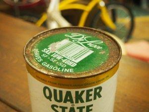 画像3: Quaker State/Deluxe/オイル缶