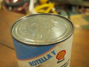 画像3: Shell Rottela T/オイル缶