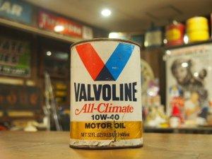 画像1: Valvoline/All-Climate/オイル缶