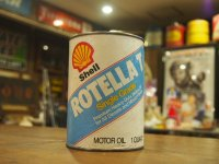 Shell Rottela T/オイル缶