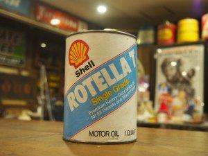画像1: Shell Rottela T/オイル缶
