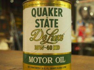 画像2: Quaker State/Deluxe/オイル缶