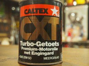 画像2: CALTEX CXT/オイル缶