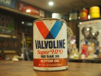 Valvoline/Super HPO/オイル缶