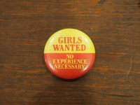 Girls Wanted/yellow/red