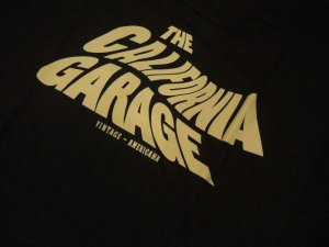 画像3: The California Garage/Logo/Charcoal