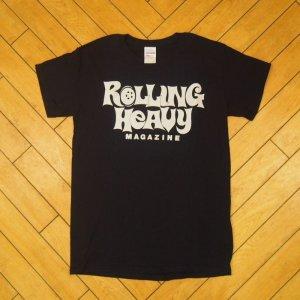 画像1: rollingheavy magazine/logo Tshirts