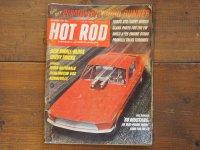 vintage hotrod magazine/1967年11月