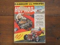 vintage hotrod magazine/1958年9月