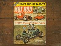 vintage hotrod magazine/1961年4月
