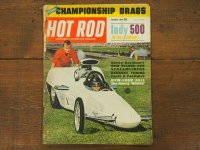 vintage hotrod magazine/1964年8月