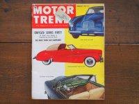 vintage Motor Trend Magazine/1952年2月号
