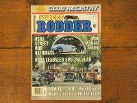 vintage Street Rodder/1982年11月号