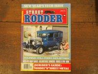 vintage Street Rodder/1981年1月号