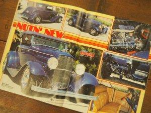 画像2: vintage Street Rodder/1981年11月号