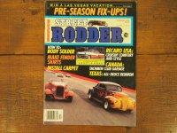 vintage Street Rodder/1983年2月号
