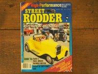 vintage Street Rodder/1986年8月号