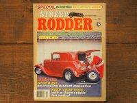 vintage Street Rodder/1985年12月号