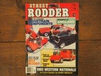 vintage Street Rodder/1984年1月号