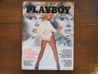 vintage Play Boy 1976年6月号