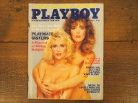 vintage Play Boy 1985年4月