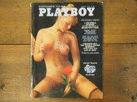 vintage Play Boy 1975年8月